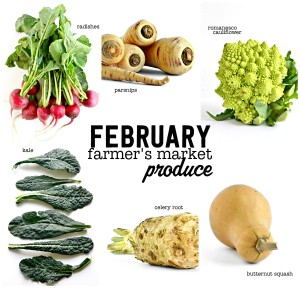 What's in Season for February