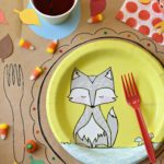 Kids Thanksgiving Table Ideas