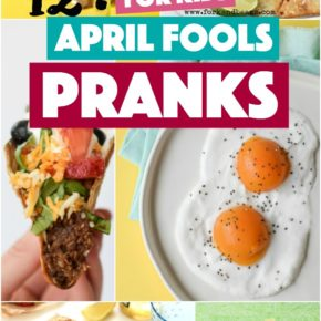 April Fools Pranks Your Kids Will Love